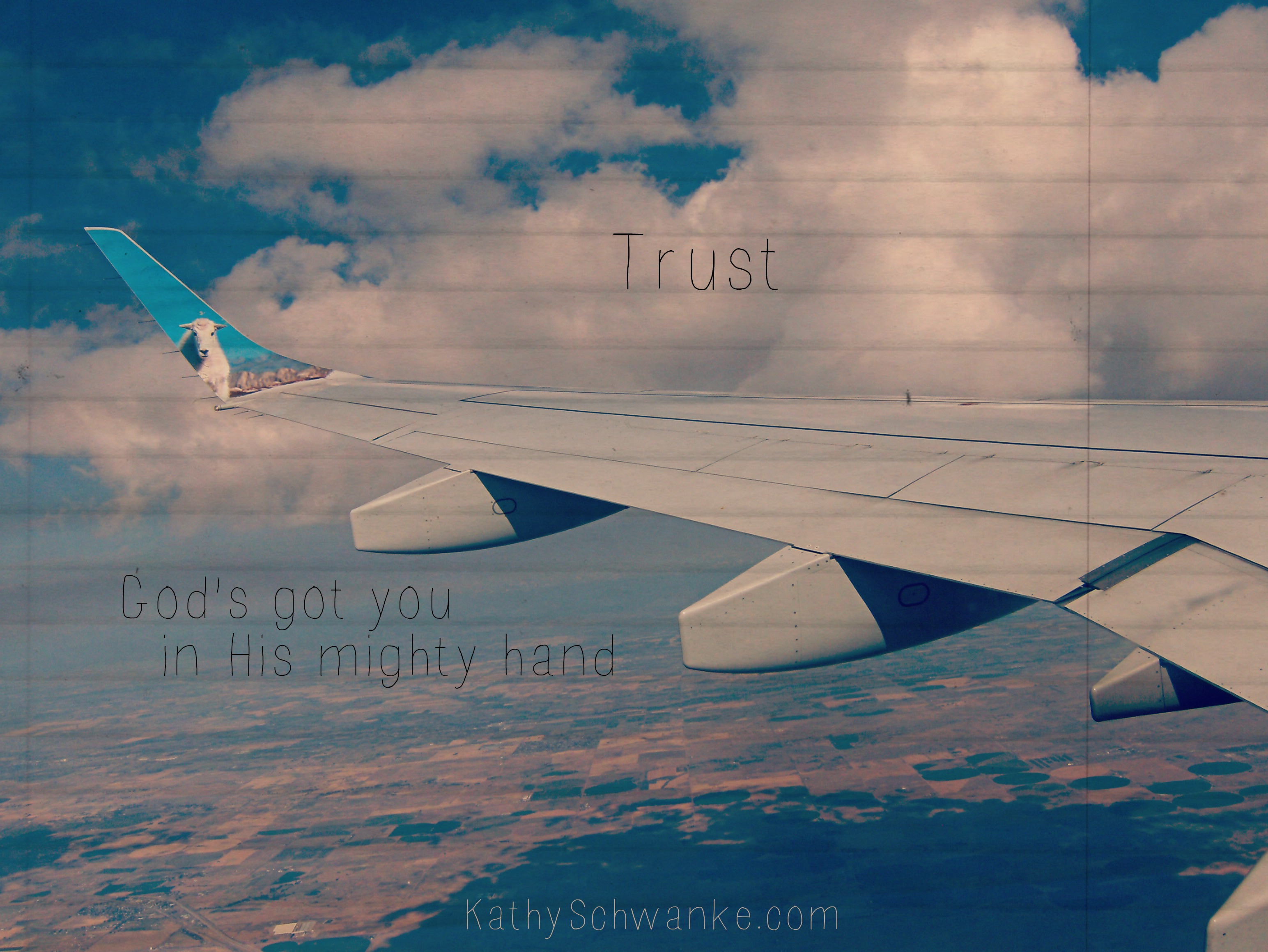 Trust-What You Do When You Know You Are Loved