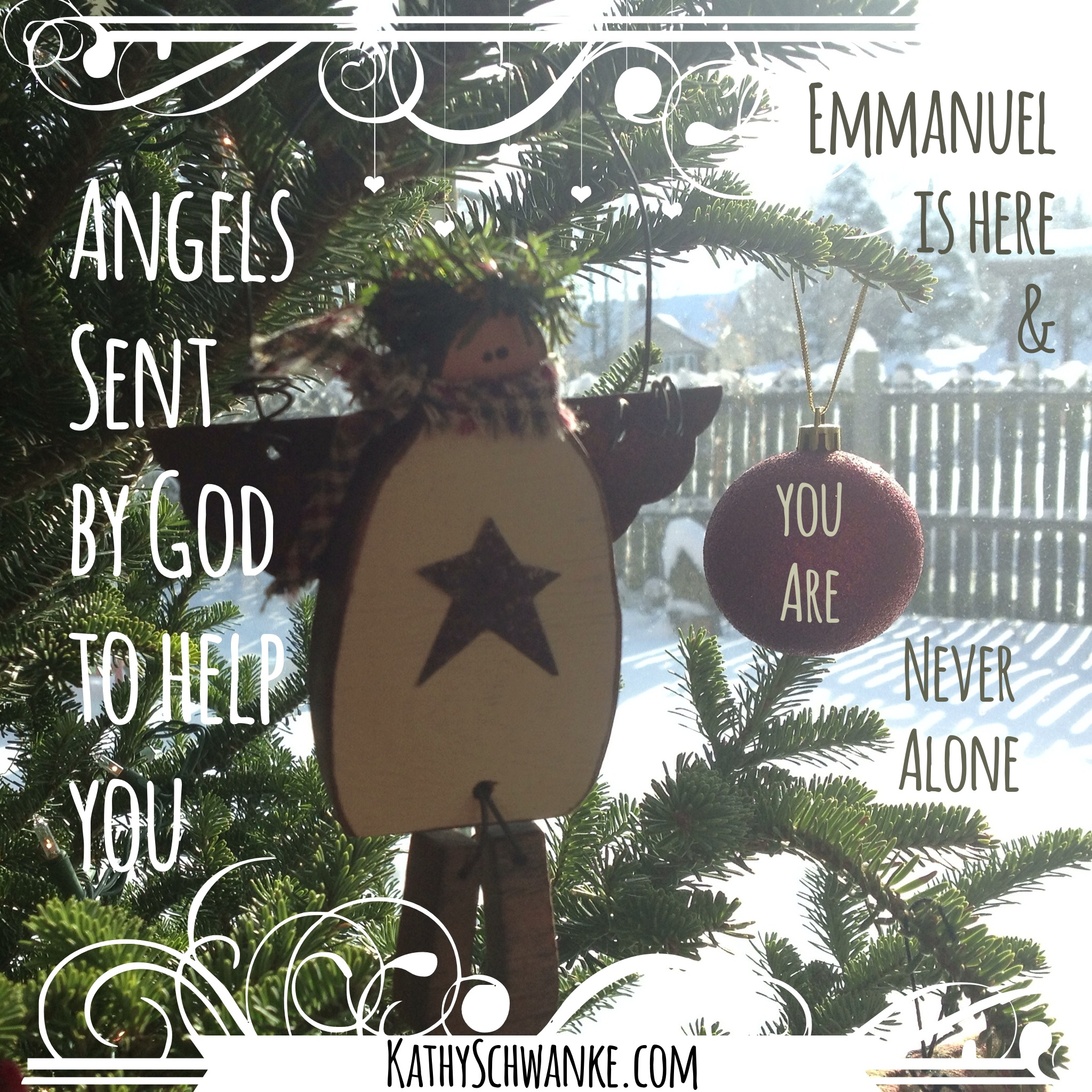 Christmas: Angels All Around and Devils Are Felled