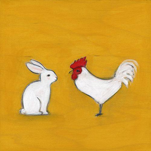 Rooster and Rabbit