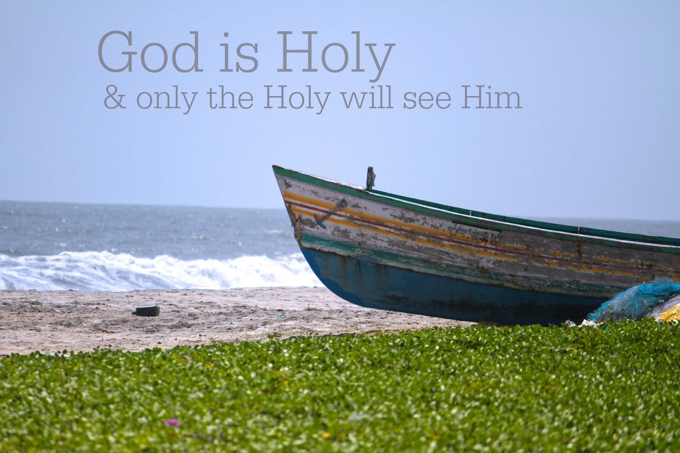 """Its """"Holy Week"""" – What In The World Is Holy?"""