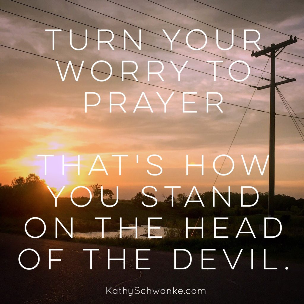 Worry to Prayer
