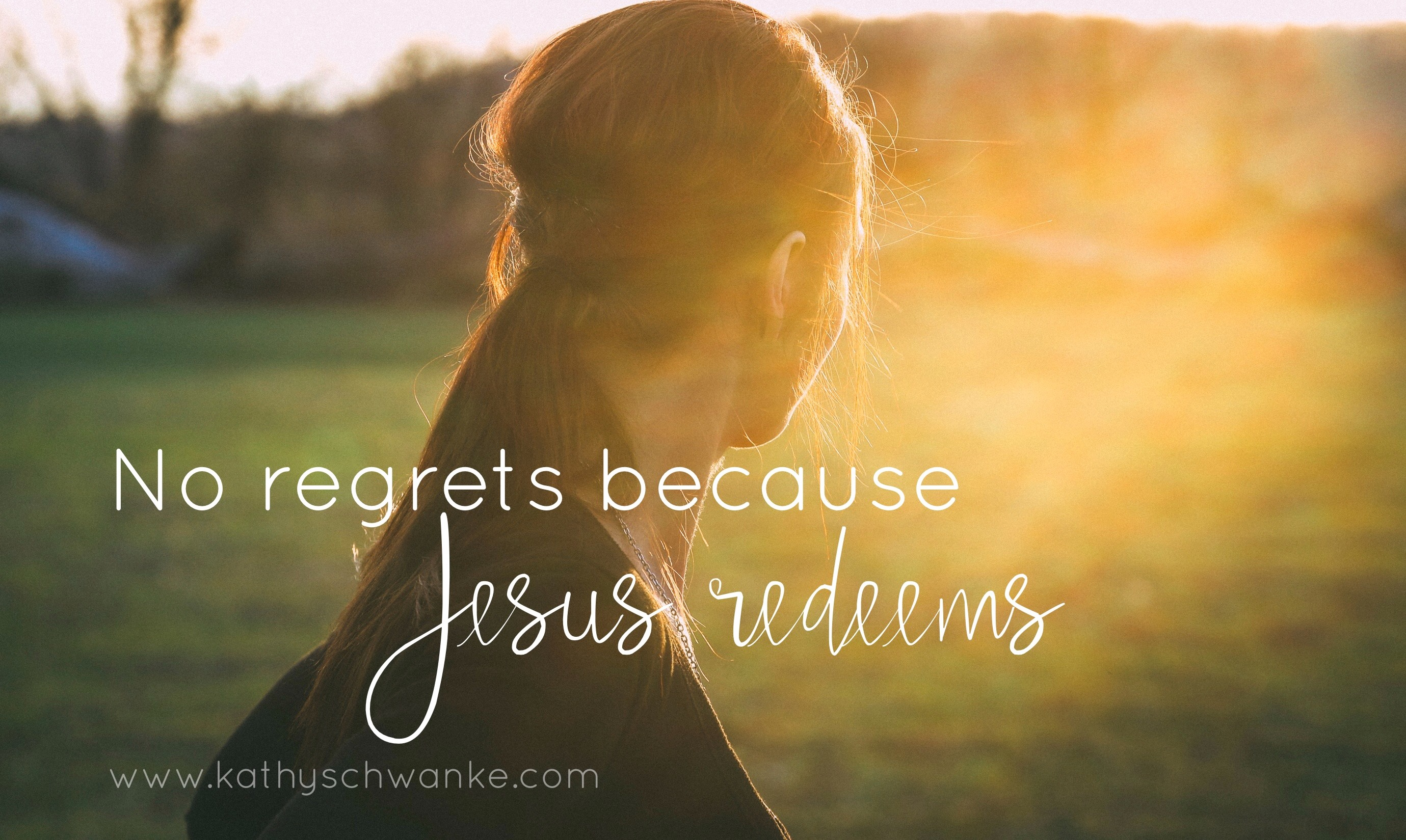 "When You're Being Bombarded By The Coulda-Shoulda-Woulda: How To Have ""No Regrets"""